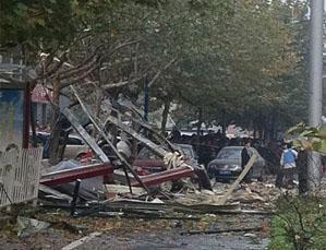 西安餐饮店爆炸已造成9人死亡34人住院治疗 2011年1